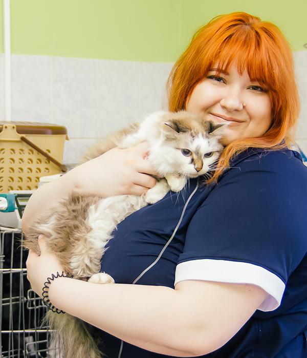 Принцевская Алёна Игоревна - Ветеринарный врач