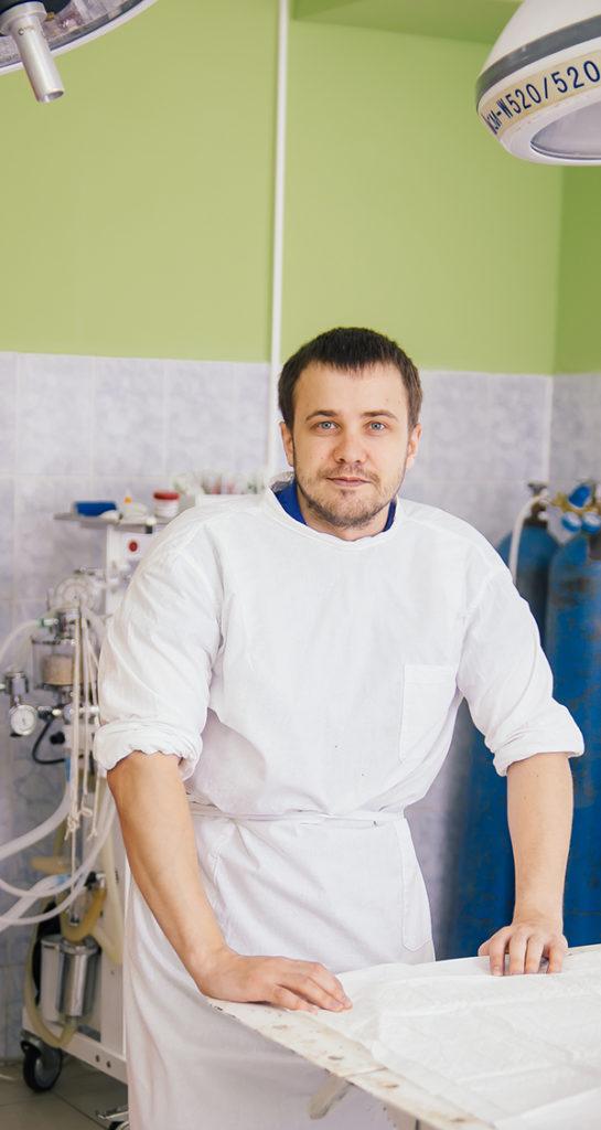 Капустин Николай Александрович - Хирург, анестезиолог, стоматолог