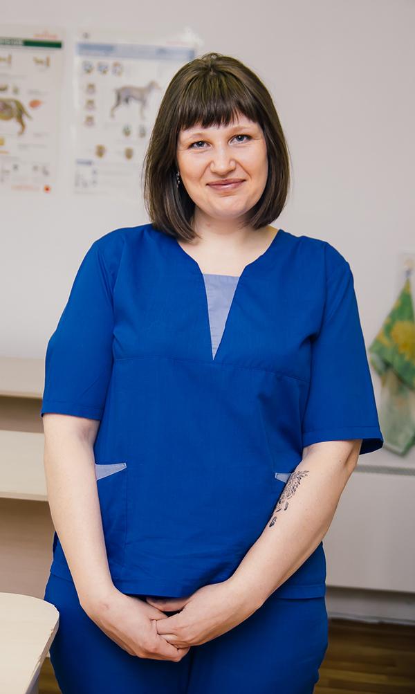 Тимошенко Мария Михайловна - Ветеринарный врач, врач лабораторной диагностики