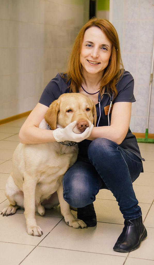 Воронкова Юлия Сергеевна - главный врач ветеринарной клиники Амикус в г.Красноярск